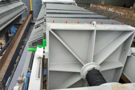沙场污水处理——入料泵的保养