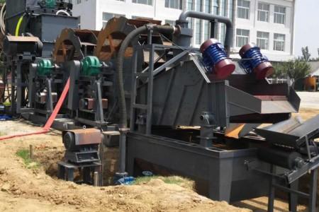 细沙回收机_细砂回收器