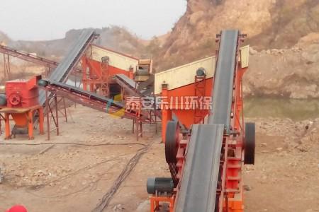 组合式制砂生产线